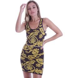 Textil Mulher Vestidos curtos Versace B4HVB81050414KA9 Preto