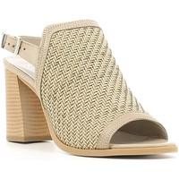 Sapatos Mulher Sandálias Keys 5427 Bege