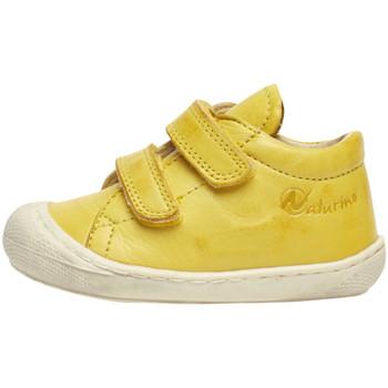 Sapatos Criança Sapatilhas Naturino 2012904 16 Amarelo