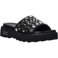 Sapatos Mulher Chinelos Cult CLE104329 Preto