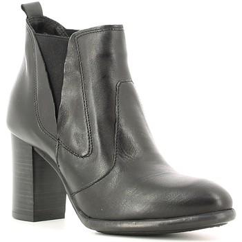 Sapatos Mulher Botas baixas Café Noir NHG112 Preto