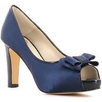Sapatos Mulher Escarpim Grace Shoes 834 Azul