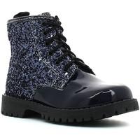 Sapatos Criança Botas baixas Grunland PP0154 Azul