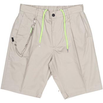 Textil Homem Shorts / Bermudas Antony Morato MMSH00164 FA900125 Bege