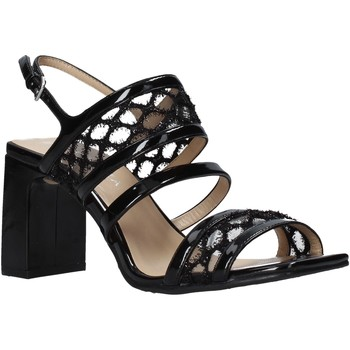 Sapatos Mulher Sandálias Apepazza S0MONDRIAN08/PAT Preto