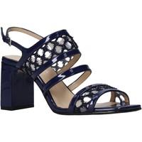 Sapatos Mulher Sandálias Apepazza S0MONDRIAN08/PAT Azul