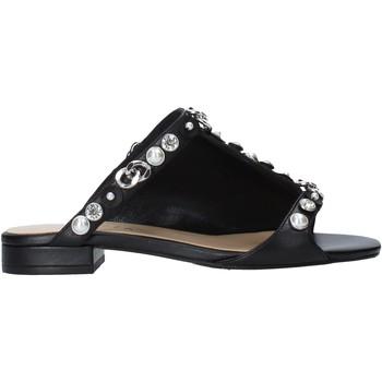 Sapatos Mulher Chinelos Apepazza S0PETIT09/LEA Preto