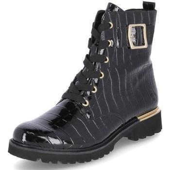 Sapatos Mulher Botas baixas Remonte Dorndorf D868302 Preto