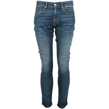 Textil Homem Calças de ganga slim Tommy Hilfiger Scanton Slim Azul
