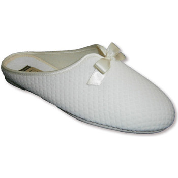 Sapatos Mulher Chinelos Calzamur Sandálias dedo do pé fechado por CALZAMU beige
