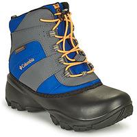 Sapatos Criança Sapatos de caminhada Columbia YOUTH ROPE TOW BOY Azul / Laranja