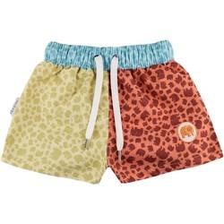 Textil Rapaz Fatos e shorts de banho Trendsplant BAÑADOR PISCINA NIÑO TRENSPLANT 158520BMCS Multicolor