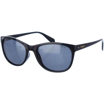 Relógios & jóias Mulher óculos de sol Polaroid Gafas de sol Preto