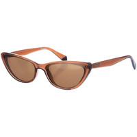Relógios & jóias Mulher óculos de sol Polaroid Gafas de sol Castanho