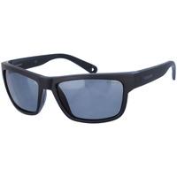 Relógios & jóias Homem óculos de sol Polaroid Gafas de sol flotantes Preto