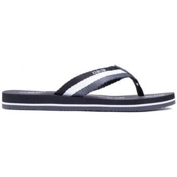 Sapatos Homem Chinelos Big Star HH174828 Azul marinho