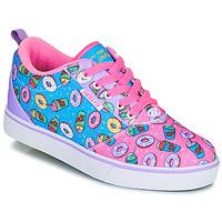 Sapatos Criança Sapatilhas com rodas Heelys PRO 20 Rosa / Lavanda / Azul
