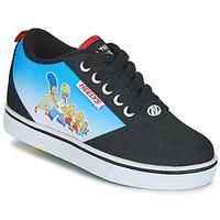 Sapatos Criança Sapatilhas com rodas Heelys PRO 20 PRINTS Preto / Azul / Multicolor