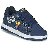 Sapatos Criança Sapatilhas com rodas Heelys SPLIT Azul