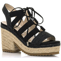 Sapatos Mulher Sandálias MTNG 50540 Preto