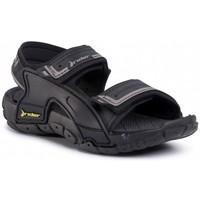 Sapatos Criança Sandálias Rider TENDER XI KIDS 82817 Preto