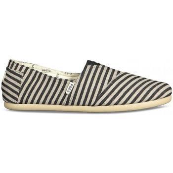 Sapatos Homem Alpargatas Paez Alpercatas Gum Original Classic M Surfy Black Grey Preto