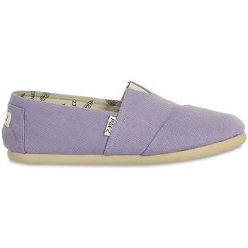 Sapatos Mulher Alpargatas Paez Alpergatas Gum Original Classic W Combi Lavender Pink Violeta