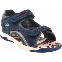 Sapatos Rapaz Sandálias desportivas Lois Sandalia niño  63117 azul Azul