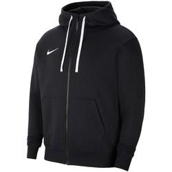 Textil Homem Casacos fato de treino Nike Park 20 Fleece FZ Hoodie Noir