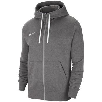 Textil Homem Casacos fato de treino Nike Park 20 Fleece FZ Hoodie Grise