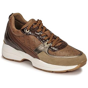 Sapatos Mulher Sapatilhas Fericelli PIRYNA Bege