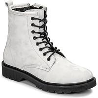 Sapatos Mulher Botas baixas Fericelli PARMA Branco