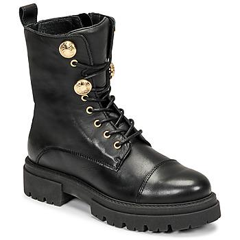 Sapatos Mulher Botas baixas Fericelli PADOUE Preto