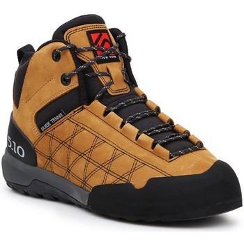 Sapatos Homem Sapatos de caminhada Five Ten Guide Tennie MID 5124 yellow