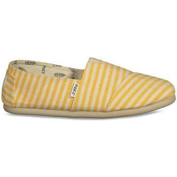 Sapatos Mulher Alpargatas Paez Alpercatas Gum Original Classic W Maracuya Amarelo