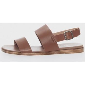 Sapatos Mulher Sandálias Bryan 2520 Marrón