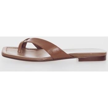 Sapatos Mulher Chinelos Bryan 4604 Marrón