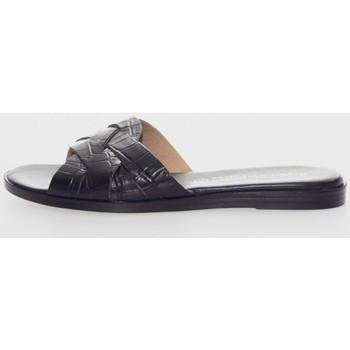 Sapatos Mulher Chinelos Bryan 2524 Negro