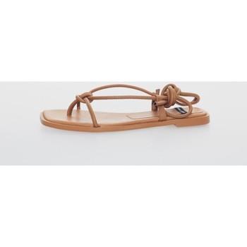 Sapatos Mulher Sandálias Angel Alarcon 21010 Marrón