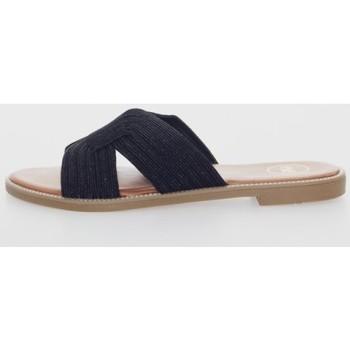 Sapatos Mulher Chinelos Exé Shoes P3374-190 Negro