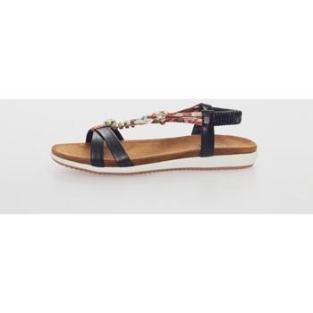 Sapatos Mulher Sandálias Exé Shoes F8043-11 Negro