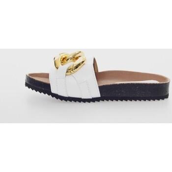 Sapatos Mulher Chinelos Penelope 6051 Blanc