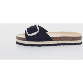 Sapatos Mulher Chinelos Yokono JAVA-134 Negro