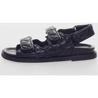 Sapatos Mulher Sandálias Kamome C1431 Negro