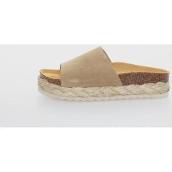 Sapatos Mulher Alpargatas Belang 05303 Marrón