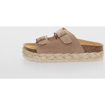 Sapatos Mulher Chinelos Belang 05304 Marrón