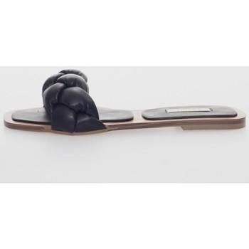 Sapatos Mulher Chinelos Corina C1480 Negro