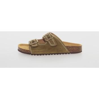 Sapatos Mulher Chinelos Belang 05345 Marrón