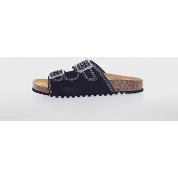 Sapatos Mulher Chinelos Belang 05345 Negro