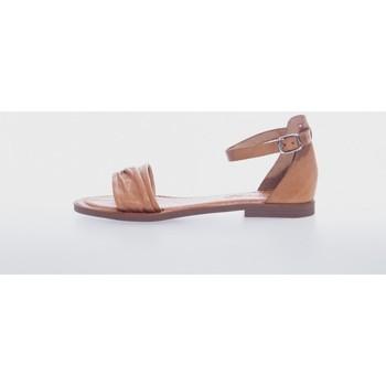 Sapatos Mulher Sandálias Wikers 77380 Marrón